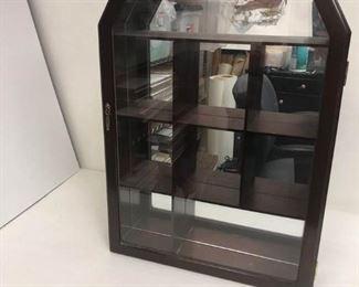 https://www.ebay.com/itm/124142936914Cma2011: Wooden Wall Shelf, Three Hands Corp 0 $45