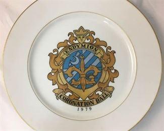 $10 https://www.ebay.com/itm/114171904662KB0084: 1979 Endymion Coronation Ball Plate with Box  $10