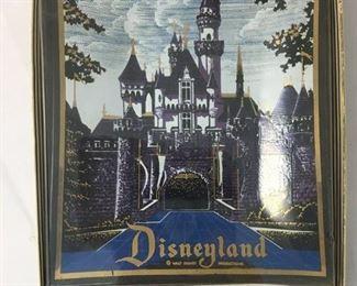 "https://www.ebay.com/itm/124156198681KB0111: Vintage 1960's Sleeping Beauty's Castle Disneyland Tray Gift by Houze Art Productions, 4""x5""  $20"
