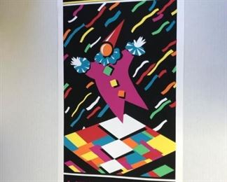 https://www.ebay.com/itm/124128749244LAN9999: Mardi Gras 1989 Print  $20