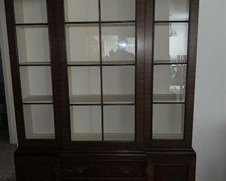 $2,500 https://www.ebay.com/itm/123947781040SM031: KITTINGER CHINA CABINET/BREAKFRONT 90 T X17 D X63 W IN Local Pickup 00 $2,500