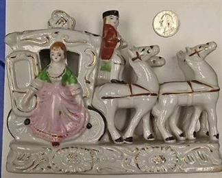 https://www.ebay.com/itm/114182859251RXB3002 VINTAGE WOMEN AND CARAGE , HORSES WITH DRIVER CERAMIC FIGURINE MADE IN JAPAN  RX BOX 3 ITEM0002 $15