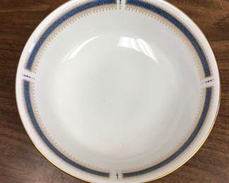 https://www.ebay.com/itm/113945911266SM2002A: Noritake Japan Blue Dawn China 6611 4 - 9 in Bowl  $15
