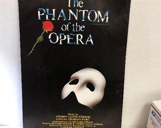 "https://www.ebay.com/itm/114217317536GB030: The Phantom of the Opera Print 1986 14"" X 22"" $20.00"