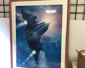 https://www.ebay.com/itm/114217315408LAN9821: Jarrett Holder Signed 1990 Power is Peace Jet Plane Lockheed SR-71 Prin $30.00