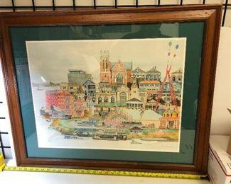 https://www.ebay.com/itm/124181783071LAN9827: Algiers / New Orleans Skyline Framed Hanging Art Print $50.00
