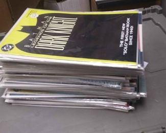 https://www.ebay.com/itm/114209913260RX4292001 DC COMICS BOOK LOT OF 49 BATMAN LEGENDS OF THE DARK KNIGHT 1-49  MORE BOX 77 RX4292001$100