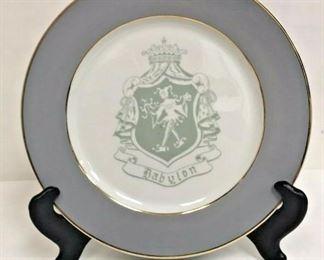 https://www.ebay.com/itm/114212610001GB006: BABYLON PLATE 1972 NEW ORLEANS MARDI GRAS KREWE FAVOR $20.00