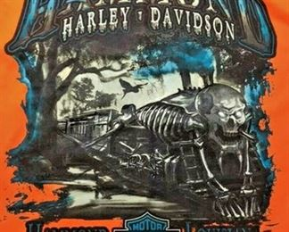 https://www.ebay.com/itm/124176096349JX007: HARLEY DAVIDSON HAMMOND, LA SHIRT SIZE M NEW WITH TAGS $20.00