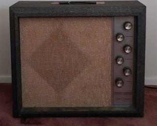 1960's Sears Silvertone 1482 Amplifier