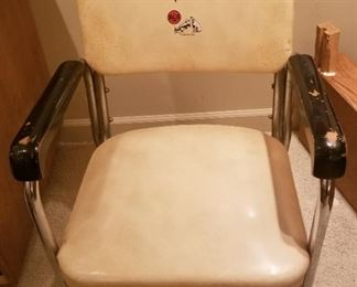 Vintage Collectible RCA  Victor Chair