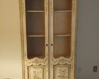 Farmhouse style pantry/cabinet - price reduced
