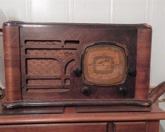 TrueTone Radio, ca. 1937