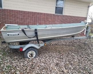 002 Boat with Trailer