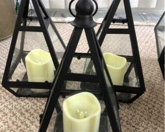 5 Candle Lanterns