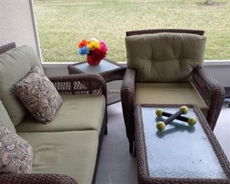 Martha Steward patio set