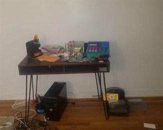 Work station desk