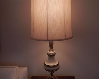 1 of 2 Stiffel lamps  $75.00  each