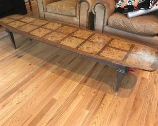 Mid century coffee table (circa 1960s)
