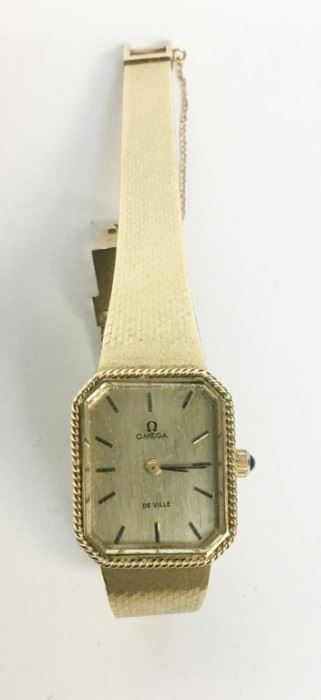 Omega De Ville Women's Watch