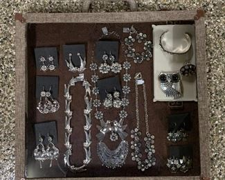 Sterling silver and .950 silver from Mexico, 50% off all weekend!