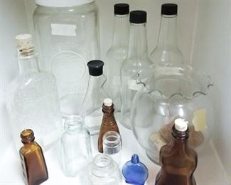Some Vintage Glass