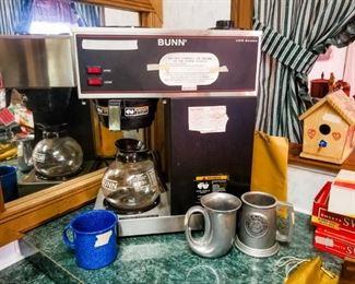Industrial Bunn Coffee Maker