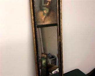 Antique mirrors- set of three
