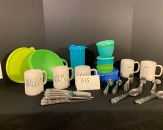 Kitchen Collection and Wallace Taos Pattern Tableware https://ctbids.com/#!/description/share/312823