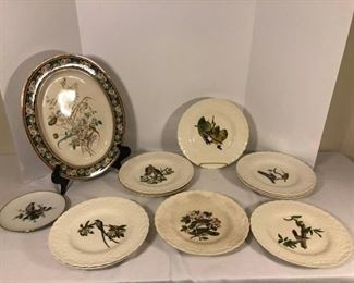 Collection of China Plates https://ctbids.com/#!/description/share/312873