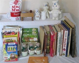 Cookbooks Pillsbury