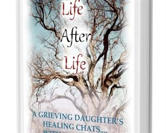 Life After Life is on Amazon and generally, I have a few with me to sell and sign.