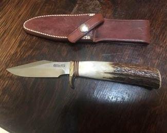 Randall #11 - 4in Alaskan Skinner Knife