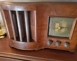 Vintage Radio Foreign/American