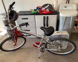 Simple Seven bike