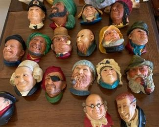Bosson chalk faces