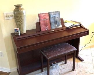 Kawai CP95 Concert Performer Electronic 52-key Spinet Piano - $750