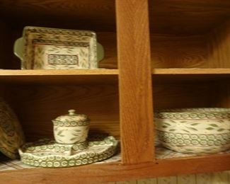 ... not Polish Pottery, but cool never the less