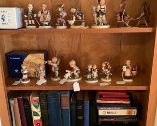 Hummell Figurines