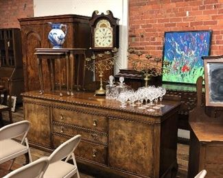 Lots of beautiful furniture and Smalls