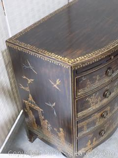 Hand Painted Hansen Chest