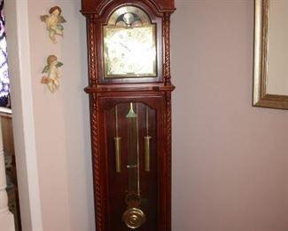 Vintage beautiful Grandfather clock