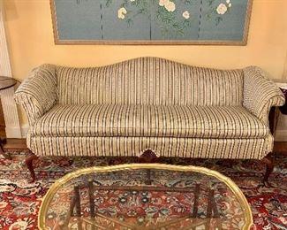 Suggs & Harden Sheraton style sofa