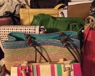 Spring/Summer purses