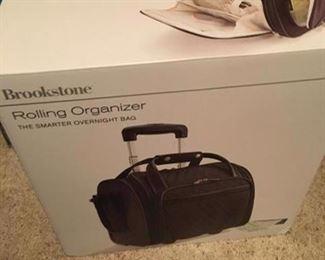 Rolling Organizer bag - new