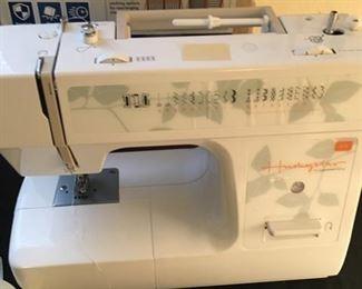 Husqvana sewing machine