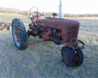 Farmall H Tractor Not running