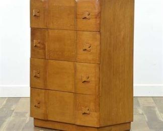 Heywood Wakefield By Leo Jiranek Rio Tall Dresser