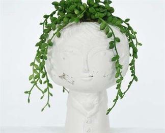 Jonathan Adler Style Multi-Face Planter