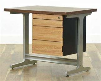 Versa Core Industrial Writing Desk